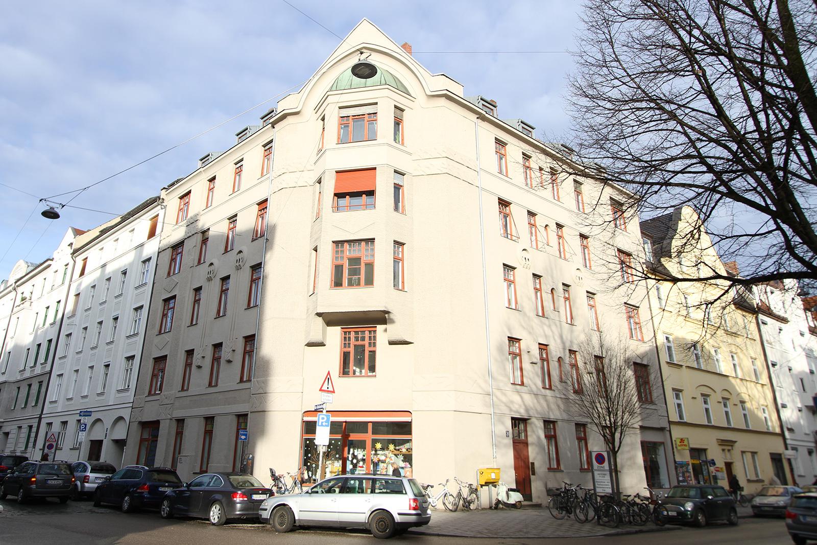 Kapitalanlage Investment München
